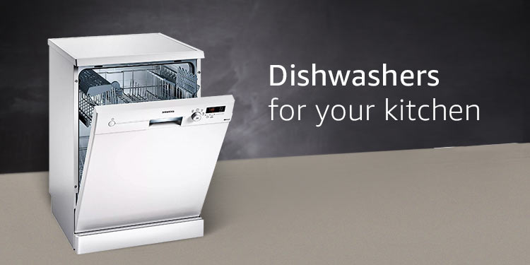 Dishwashers for your kitchen