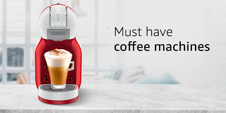 Must have coffee machines
