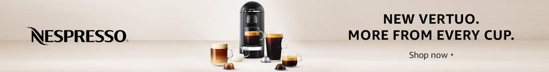 Nespresso new vertuo