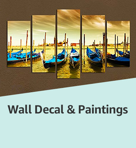 Wall Decal & Paintings