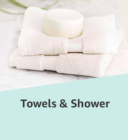 Towels & Shower Curtains