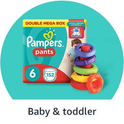 Baby & toddler'