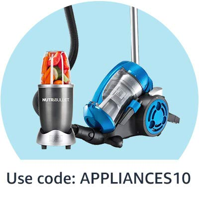 Use code:APPLIANCES10'