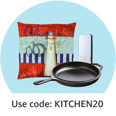 Use code:  KITCHEN20'