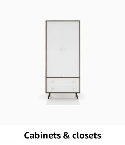 Cabinets & closets