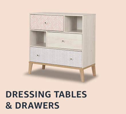 Dressing tables & drawers