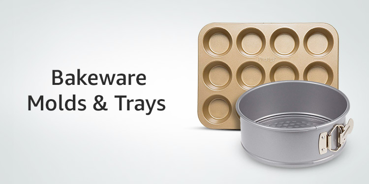 Bakeware Molds & Trays