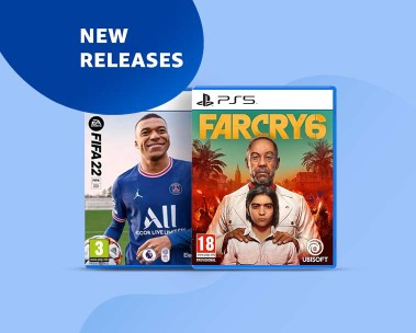 Gaming new releases