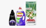 الغسيل والمنظفات