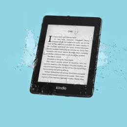 Kindle Paperwhite | Thinner. Lighter. Waterproof.