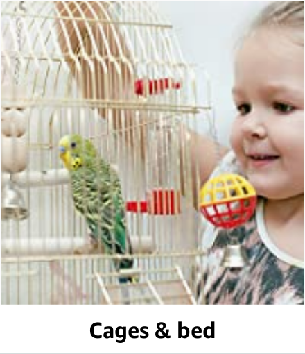 Cages & Bed