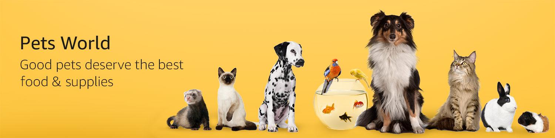 Pets Food & Supplies