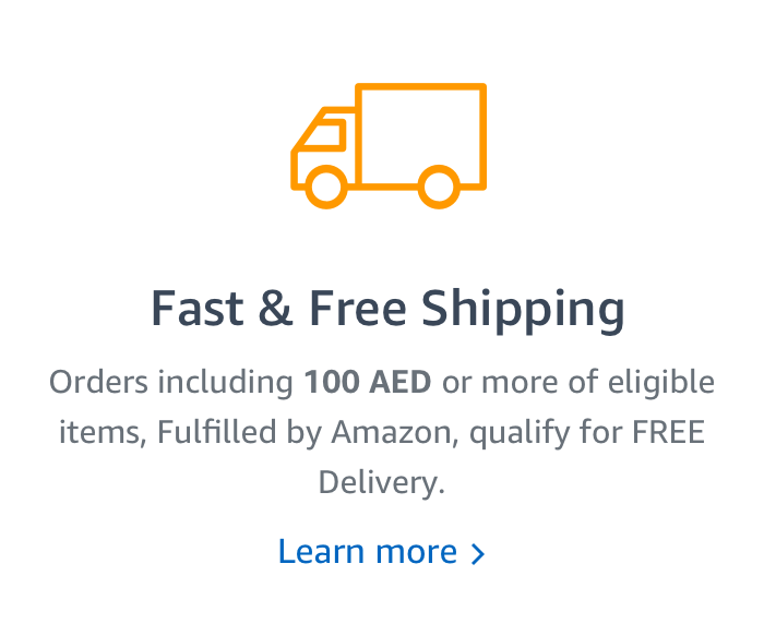 Fast & Free Shipping