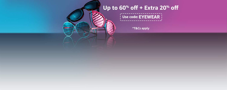 Eyewear coupon