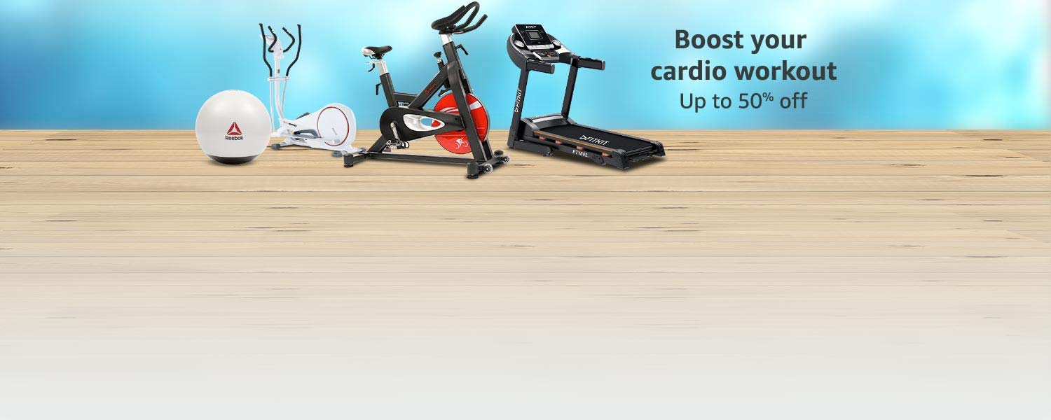 Boost your cardio workout