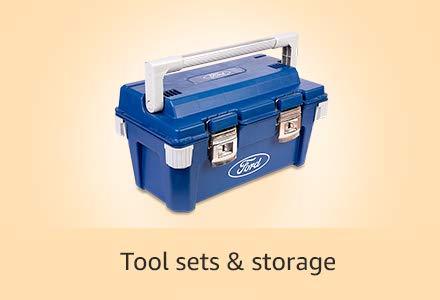 Tool sets & storage
