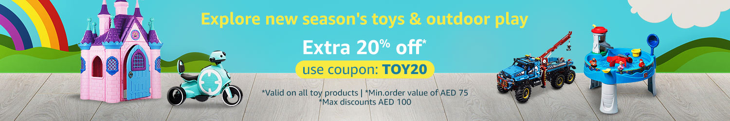 Toys & outdoor