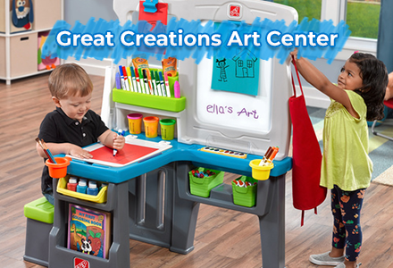 Great creations art center