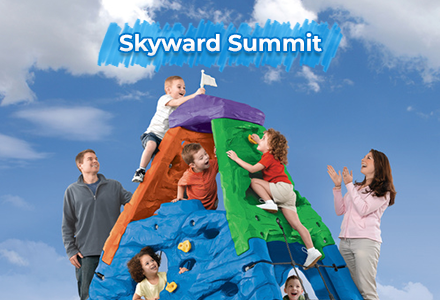 Skyward summit