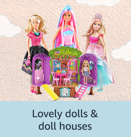 Lovely dolls & doll houses