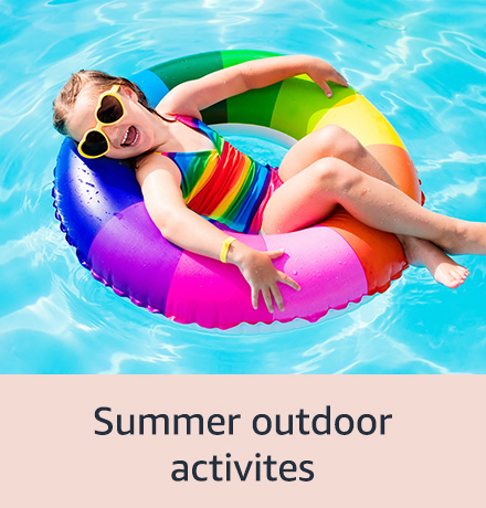 Summer outdoor activites
