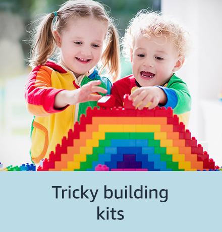 Tricky building kits