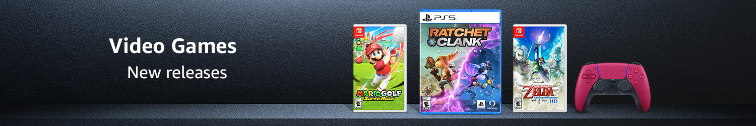 Video Games - New releases