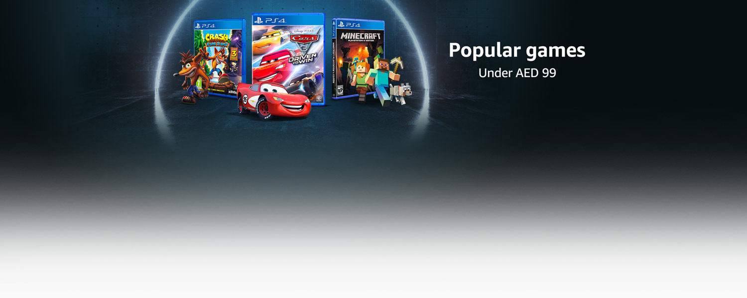 Games under AED 99