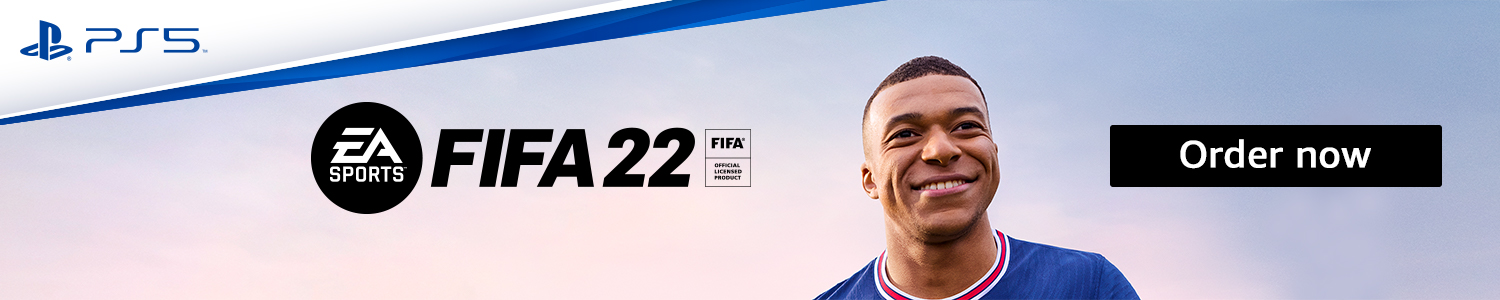 FIFA21: Order now