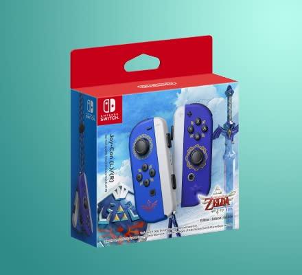 Nintendo Joy-Con - The Legend of Zelda Skywards Sword HD Edition