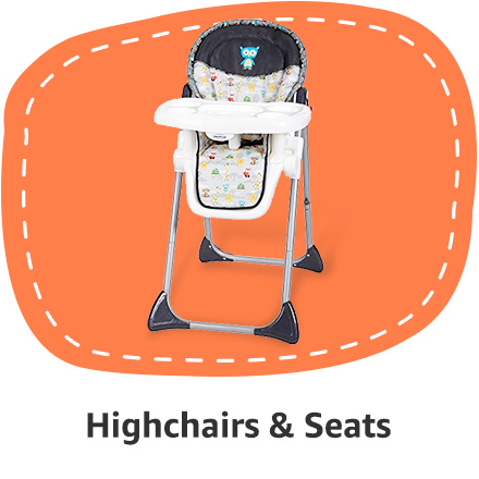 Highchairs, Seats & Accessories