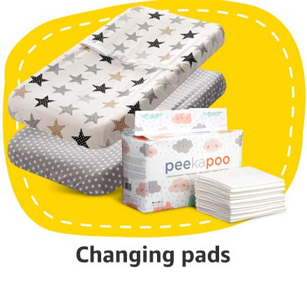 Changing pads