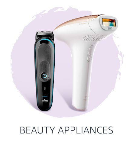 Beauty appliances