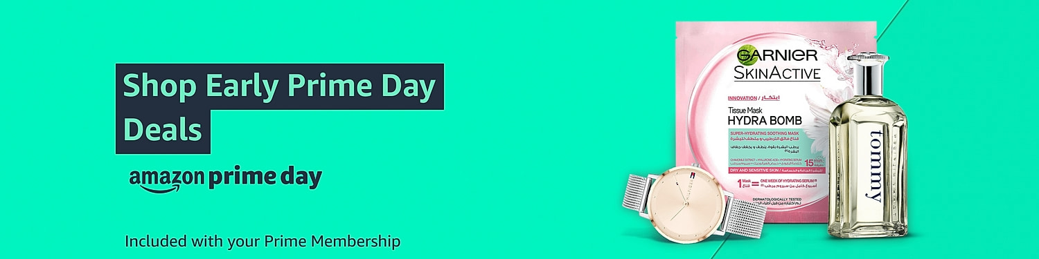 Shop Early Prime Day Deals