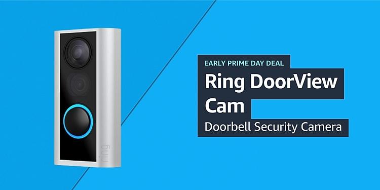 Ring DoorView Cam
