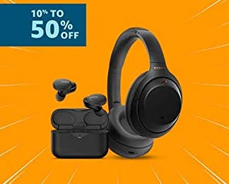 Headsets | 10% - 50% off