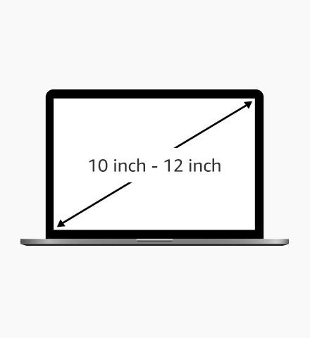 10 Inch - 12 inch
