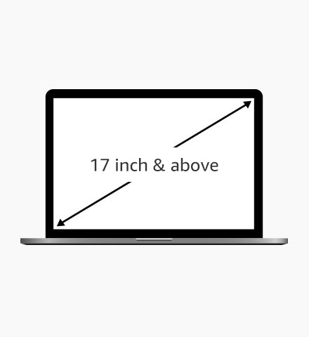 17 Inch & Above