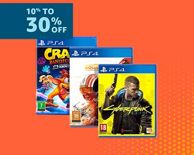 Offers on Gaming