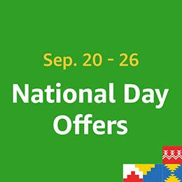 National Day | 10% - 70% off