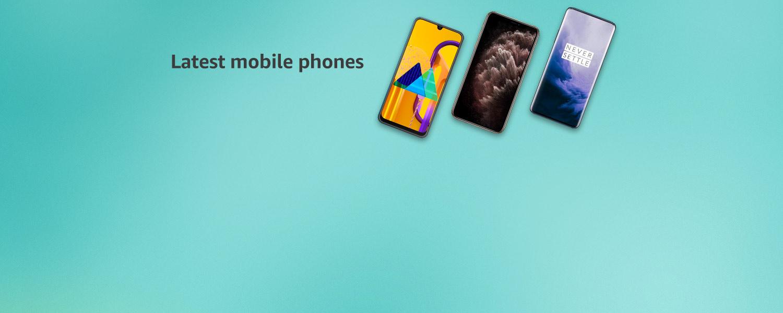 Latest mobiles