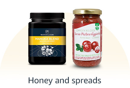 Honey and spreads
