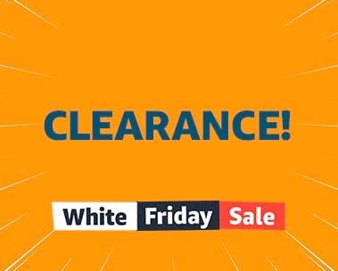 Clearance | Enjoy more savings