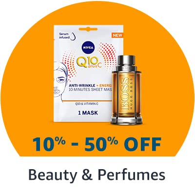 Beauty & perfumes'