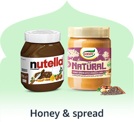 Honey & Spreads