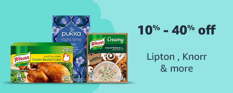 Liptop, Knorr & more