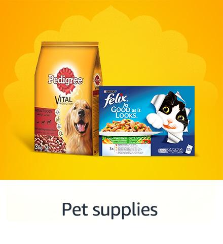 Pet supplies