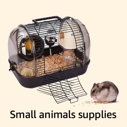 Small animals supplies
