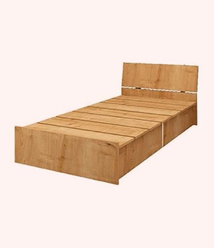 إطار السرير