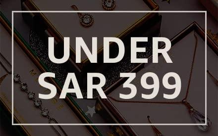 below 399